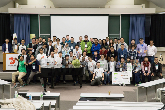 openSUSE Asia Summit 2017